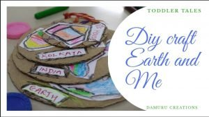 Diy craft earth and me
