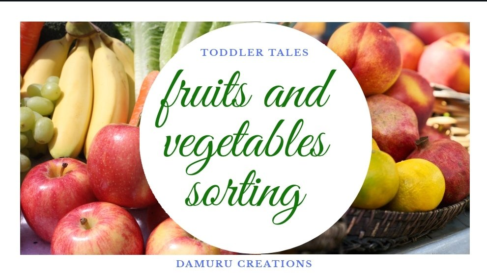 Fruit and vegetable sorting